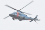 500さんが、自宅上空で撮影した山形県警察 A109E Powerの航空フォト(写真)