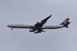 Timothyさんが、成田国際空港で撮影した南アフリカ航空 A340-642の航空フォト(写真)