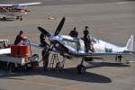 Cスマイルさんが、花巻空港で撮影したイギリス企業所有 361 Spitfire LF9Cの航空フォト(写真)