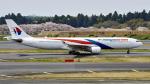 FlyingMonkeyさんが、成田国際空港で撮影したマレーシア航空 A330-323Xの航空フォト(写真)
