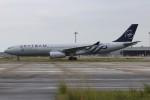 青春の1ページさんが、関西国際空港で撮影したガルーダ・インドネシア航空 A330-343Xの航空フォト(写真)