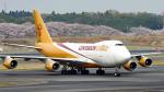 FlyingMonkeyさんが、成田国際空港で撮影したセンチュリオン・エアカーゴ 747-428F/ER/SCDの航空フォト(写真)