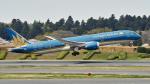 FlyingMonkeyさんが、成田国際空港で撮影したベトナム航空 787-9の航空フォト(写真)