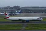 Mochi7D2さんが、羽田空港で撮影したブリティッシュ・エアウェイズ 777-36N/ERの航空フォト(写真)