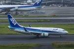 Mochi7D2さんが、羽田空港で撮影した全日空 737-781の航空フォト(写真)