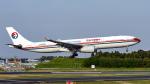 FlyingMonkeyさんが、成田国際空港で撮影した中国東方航空 A330-343Xの航空フォト(写真)
