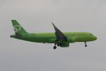 みるぽんたさんが、成田国際空港で撮影したS7航空 A320-271Nの航空フォト(写真)