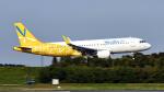 FlyingMonkeyさんが、成田国際空港で撮影したバニラエア A320-214の航空フォト(写真)