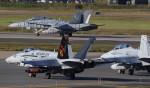 VIPERさんが、三沢飛行場で撮影したアメリカ海兵隊 F/A-18C Hornetの航空フォト(写真)