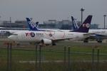 みるぽんたさんが、成田国際空港で撮影したYTOカーゴ・エアラインズ 737-3Y0(SF)の航空フォト(写真)