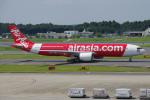 apphgさんが、成田国際空港で撮影したタイ・エアアジア・エックス A330-941の航空フォト(写真)