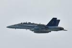 鈴鹿@風さんが、嘉手納飛行場で撮影したアメリカ海兵隊 F/A-18D Hornetの航空フォト(写真)