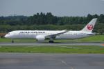 apphgさんが、成田国際空港で撮影した日本航空 787-9の航空フォト(写真)