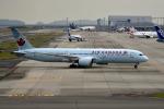 we love kixさんが、関西国際空港で撮影したエア・カナダ 787-9の航空フォト(写真)