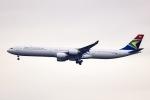 Yukipaさんが、成田国際空港で撮影した南アフリカ航空 A340-642の航空フォト(写真)