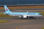 きんめいさんが、中部国際空港で撮影した大韓航空 A220-300 (BD-500-1A11)の航空フォト(写真)