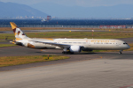 きんめいさんが、中部国際空港で撮影したエティハド航空 787-10の航空フォト(写真)