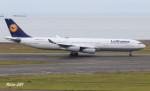 RINA-281さんが、中部国際空港で撮影したルフトハンザドイツ航空 A340-313Xの航空フォト(写真)