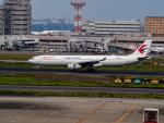 名無しの権兵衛さんが、羽田空港で撮影した中国東方航空 A330-343Xの航空フォト(写真)
