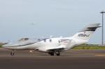 KAZKAZさんが、羽田空港で撮影したホンダ・エアクラフト・カンパニー HA-420の航空フォト(写真)