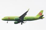 小牛田薫さんが、成田国際空港で撮影したS7航空 A320-214の航空フォト(写真)