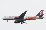 小牛田薫さんが、成田国際空港で撮影したマカオ航空 A320-232の航空フォト(写真)