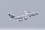 mahiちゃんさんが、千葉県 浦安市で撮影したルフトハンザドイツ航空 747-830の航空フォト(写真)