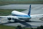 kiraboshi787さんが、広島空港で撮影した全日空 777-381の航空フォト(写真)