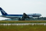 kiraboshi787さんが、広島空港で撮影した全日空 777-281の航空フォト(写真)