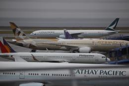 kwnbさんが、中部国際空港で撮影したキャセイパシフィック航空 777-367の航空フォト(写真)