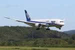 endress voyageさんが、岡山空港で撮影した全日空 787-8 Dreamlinerの航空フォト(写真)