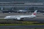 Mochi7D2さんが、羽田空港で撮影した日本航空 787-8 Dreamlinerの航空フォト(写真)