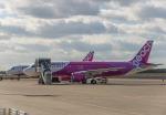 Cygnus00さんが、新千歳空港で撮影したピーチ A320-214の航空フォト(写真)