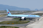 panchiさんが、関西国際空港で撮影した大韓航空 777-3B5/ERの航空フォト(写真)