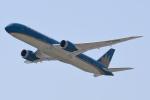panchiさんが、関西国際空港で撮影したベトナム航空 787-9の航空フォト(写真)