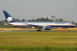 tassさんが、成田国際空港で撮影したアエロメヒコ航空 767-3Q8/ERの航空フォト(写真)