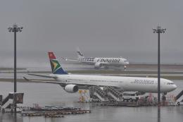 tamtam3839さんが、中部国際空港で撮影した南アフリカ航空 A340-642の航空フォト(写真)