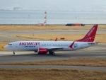 worldstar777さんが、関西国際空港で撮影したイースター航空 737-8-MAXの航空フォト(写真)