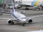 飛行機を愛する男さんが、羽田空港で撮影した全日空 737-881の航空フォト(写真)