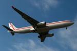 採れたてほしいもさんが、仁川国際空港で撮影したガルーダ・インドネシア航空 A330-343Xの航空フォト(写真)