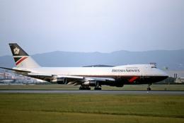 伊丹空港 - Osaka International Airport [ITM/RJOO]で撮影されたブリティッシュ・エアウェイズ - British Airways [BA/BAW]の航空機写真