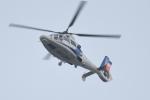500さんが、自宅上空で撮影したオールニッポンヘリコプター AS365N3 Dauphin 2の航空フォト(写真)