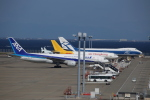 kwnbさんが、中部国際空港で撮影した全日空 777-281の航空フォト(写真)