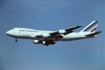 tassさんが、成田国際空港で撮影したエールフランス航空 747-228F/SCDの航空フォト(写真)