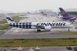 青春の1ページさんが、関西国際空港で撮影したフィンエアー A350-941XWBの航空フォト(写真)