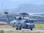 MiYABiさんが、小松島航空基地で撮影したアメリカ海軍 MH-60R Seahawk (S-70B)の航空フォト(写真)
