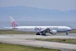 蒼くまさんが、関西国際空港で撮影したチャイナエアライン 777-309/ERの航空フォト(写真)