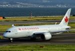 蒼くまさんが、関西国際空港で撮影したエア・カナダ 787-8 Dreamlinerの航空フォト(写真)