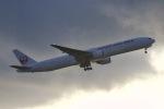akinarin1989さんが、那覇空港で撮影した日本航空 777-346の航空フォト(写真)