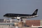 m_aereo_iさんが、福岡空港で撮影したスターフライヤー A320-214の航空フォト(写真)